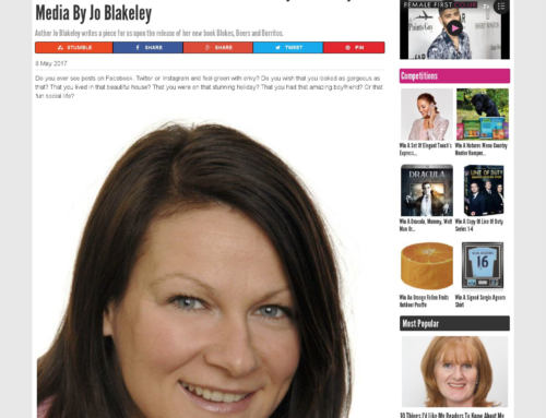 Article featured in Female First: the UK's largest online lifestyle magazine